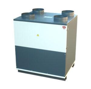Ventilation double flux avec récupération de chaleur